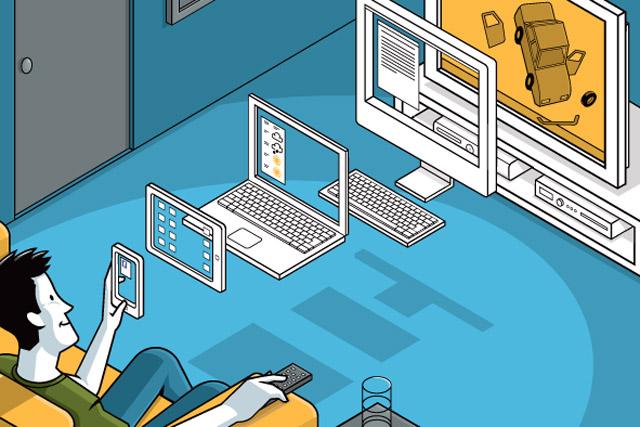 Cross device targeting in online marketing – advertiser view